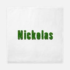 Nickolas Grass Queen Duvet