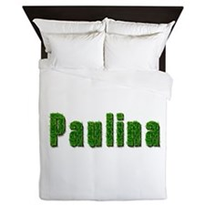 Paulina Grass Queen Duvet