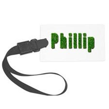 Phillip Grass Luggage Tag