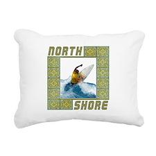 northshore1.png Rectangular Canvas Pillow