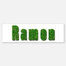 Ramon Grass Bumper Bumper Bumper Sticker