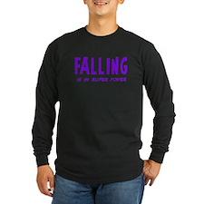 Super Power: Falling T