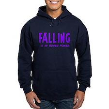 Super Power: Falling Hoodie