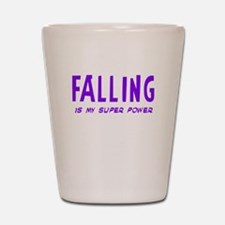 Super Power: Falling Shot Glass