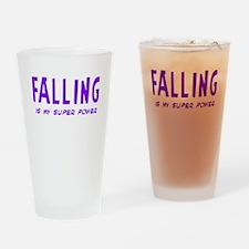Super Power: Falling Drinking Glass