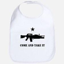 Come and Take It Bib