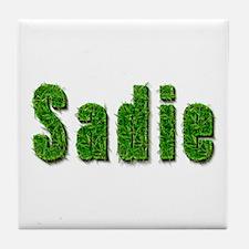 Sadie Grass Tile Coaster