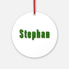 Stephan Grass Round Ornament