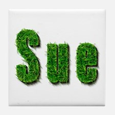 Sue Grass Tile Coaster
