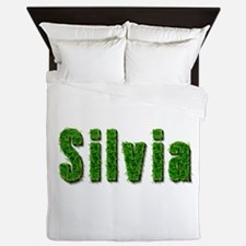 Silvia Grass Queen Duvet
