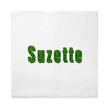 Suzette Grass Queen Duvet