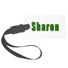 Sharon Grass Luggage Tag