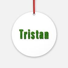 Tristan Grass Round Ornament