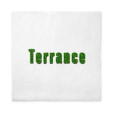 Terrance Grass Queen Duvet