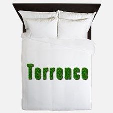 Terrence Grass Queen Duvet