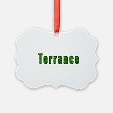 Terrance Grass Ornament