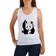 Giant Panda Women's Tank Top