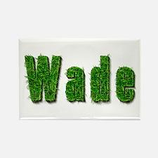 Wade Grass Rectangle Magnet