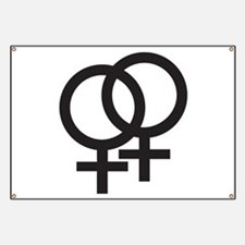 Gay Symbol - Female Banner