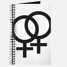 Gay Symbol - Female Journal