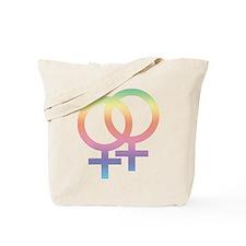 Gay Symbol - Female Tote Bag