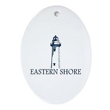Eastern Shore MD - Lighthouse Design. Ornament (Ov