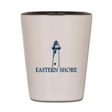 Eastern Shore MD - Lighthouse Design. Shot Glass