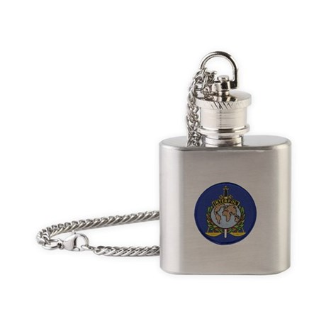 Interpol Flask Necklace