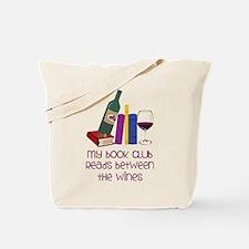 My Book Club Tote Bag