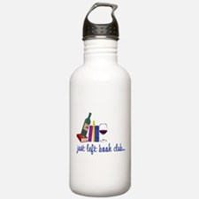 Just Left Water Bottle