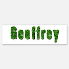 Geoffrey Grass Bumper Bumper Bumper Sticker