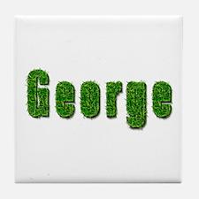 George Grass Tile Coaster