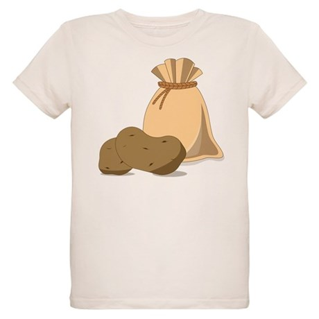 Potato Bag Organic Kids T-Shirt