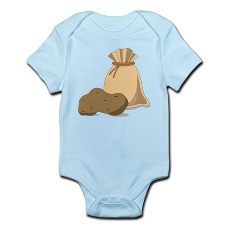 Potato Bag Infant Bodysuit