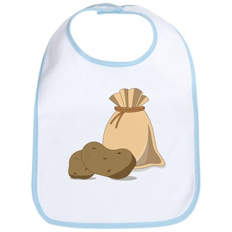 Potato Bag Bib
