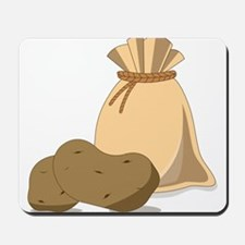 Potato Bag Mousepad