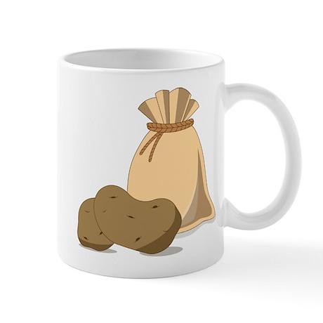 Potato Bag Mug