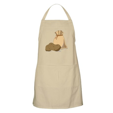 Potato Bag Apron