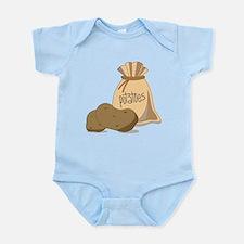 Potatoes Infant Bodysuit