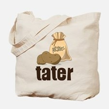 Tater Tote Bag