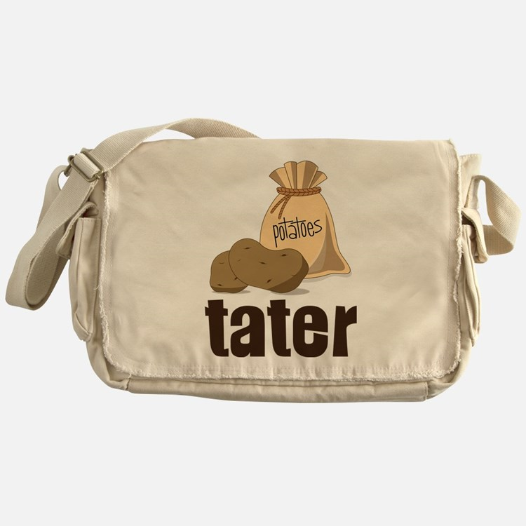 Tater Messenger Bag
