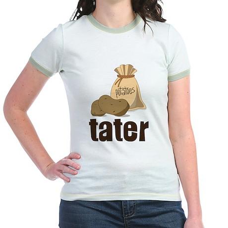Tater Jr. Ringer T-Shirt