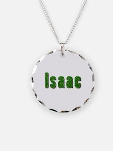 Isaac Grass Necklace