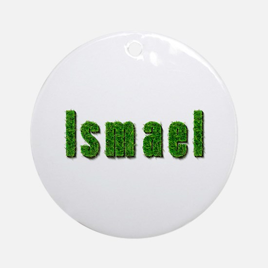 Ismael Grass Round Ornament