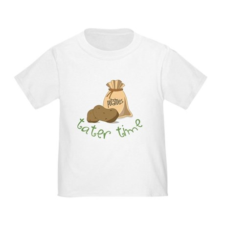 Tater Time Toddler T-Shirt