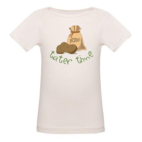 Tater Time Organic Baby T-Shirt