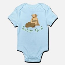 Tater Time Infant Bodysuit