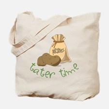 Tater Time Tote Bag