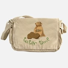 Tater Time Messenger Bag