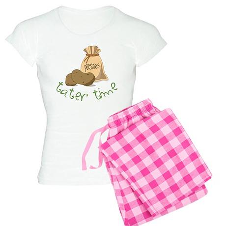 Tater Time Women's Light Pajamas